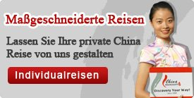 private Chinareisen planen
